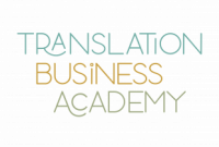 Logo Translation Business Academy